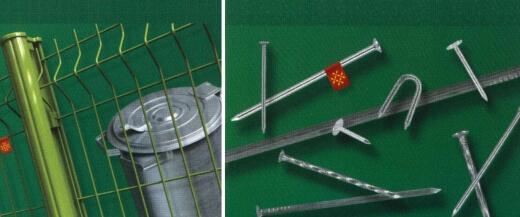 Železiarstvo Brezno - plotove pletiva